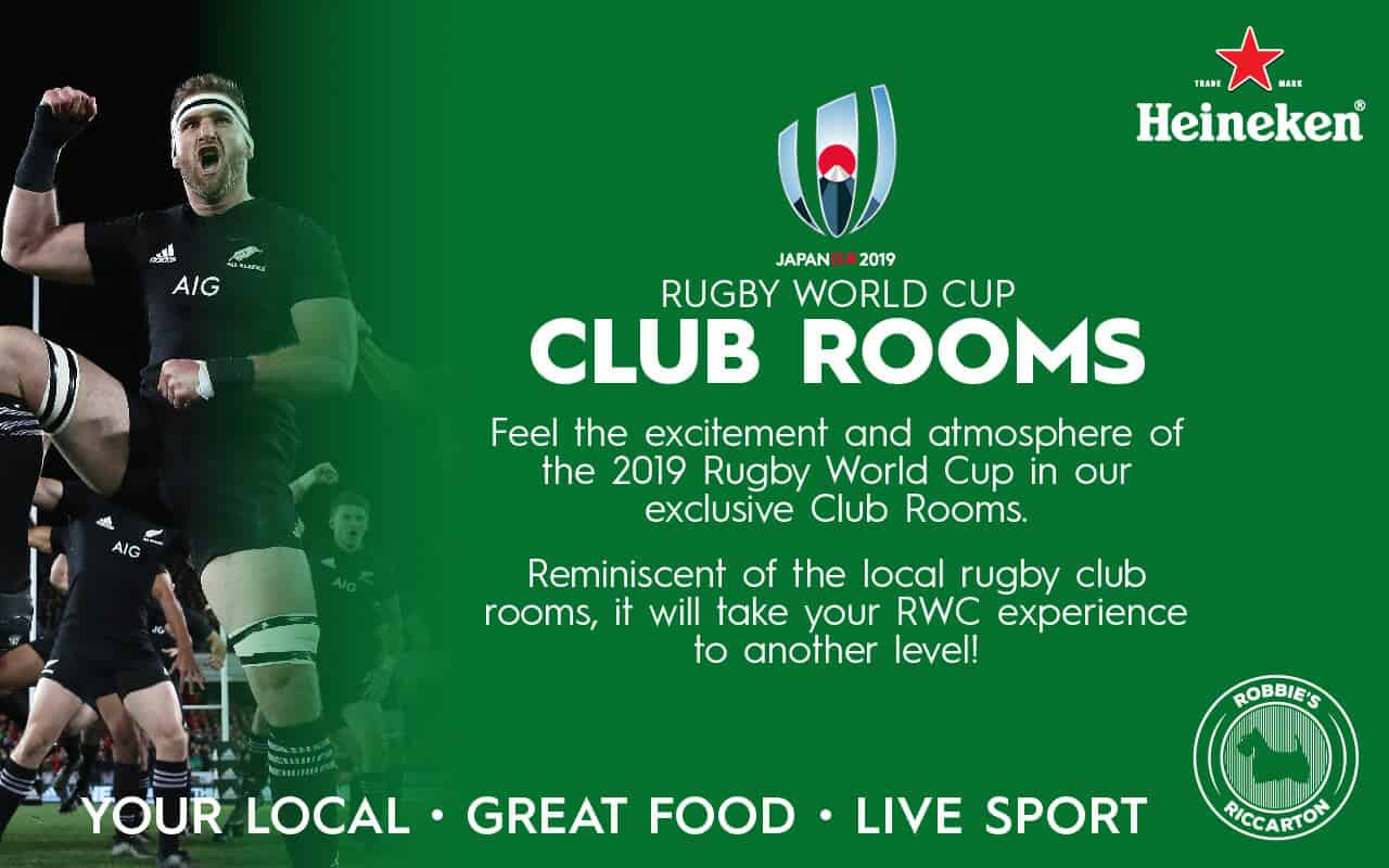 RWC Club Rooms